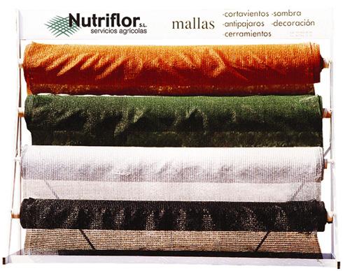 Mallas agrícolas de Nutriflor